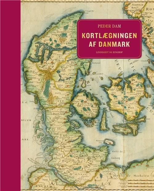 Kortlaegningen Af Danmark Op Til Midten Af 1800 Tallet