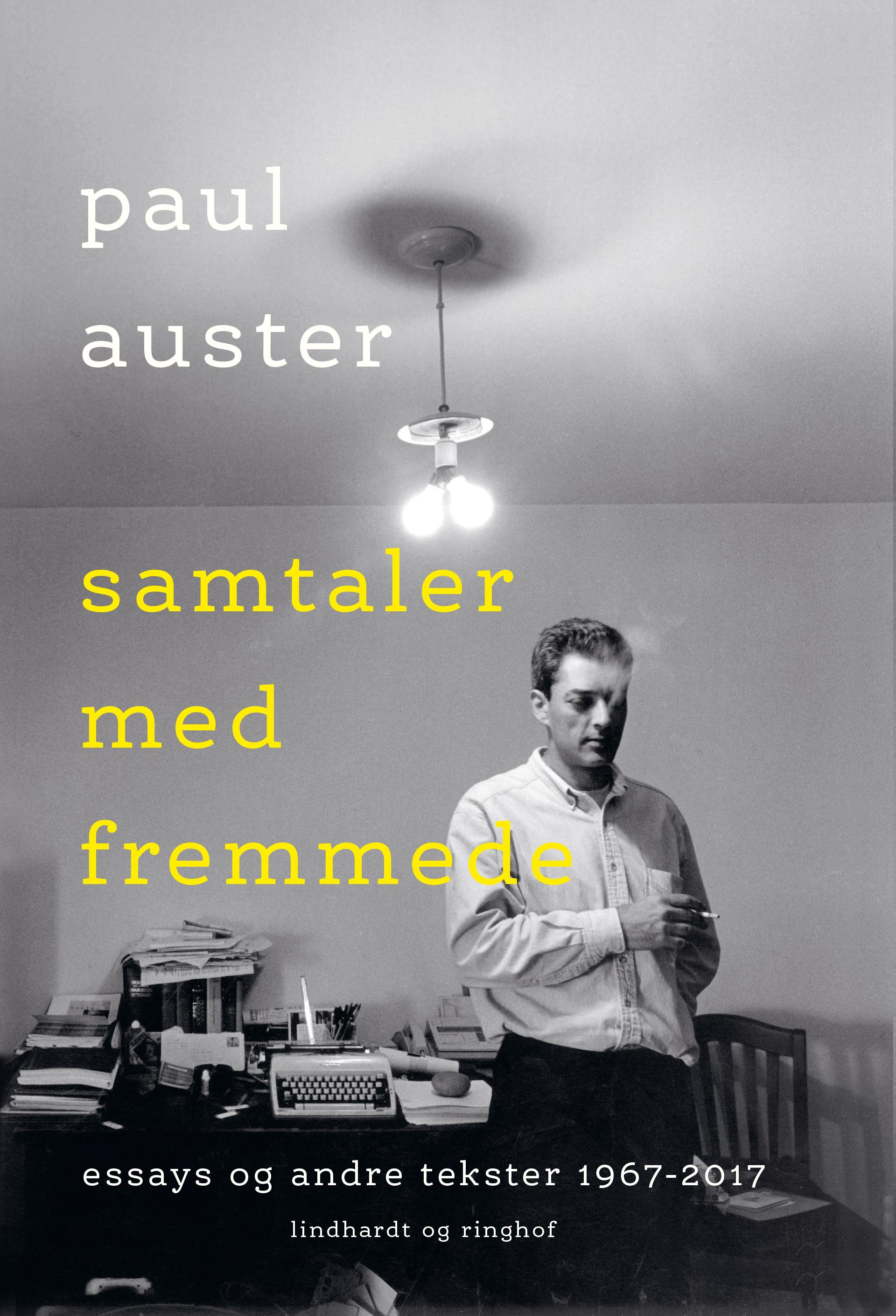 Samtaler med fremmede, Paul Auster