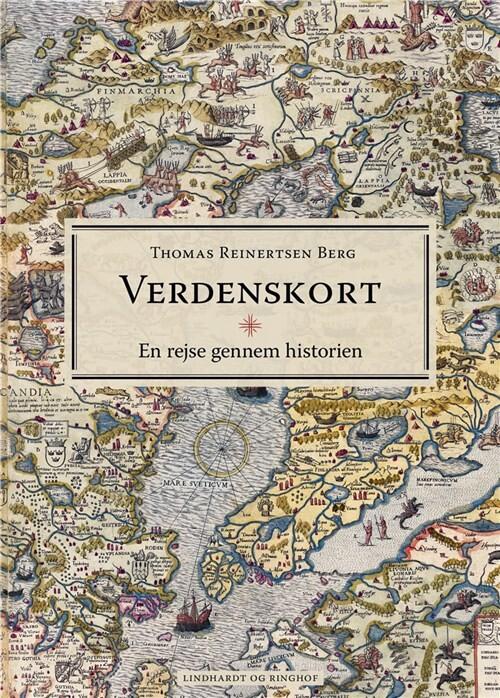 Verdenskort En Rejse Gennem Historien 9788711903551